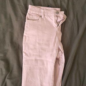 2/$20 Buffalo Dusty Pink Jeans